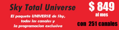 sky total universe