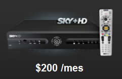 codificador sky hd plus